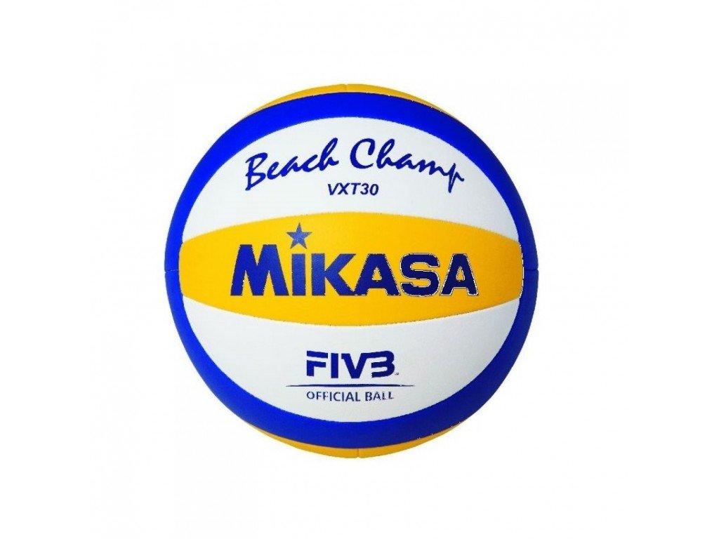 Míč Beach volejbalový Mikasa VXT-30