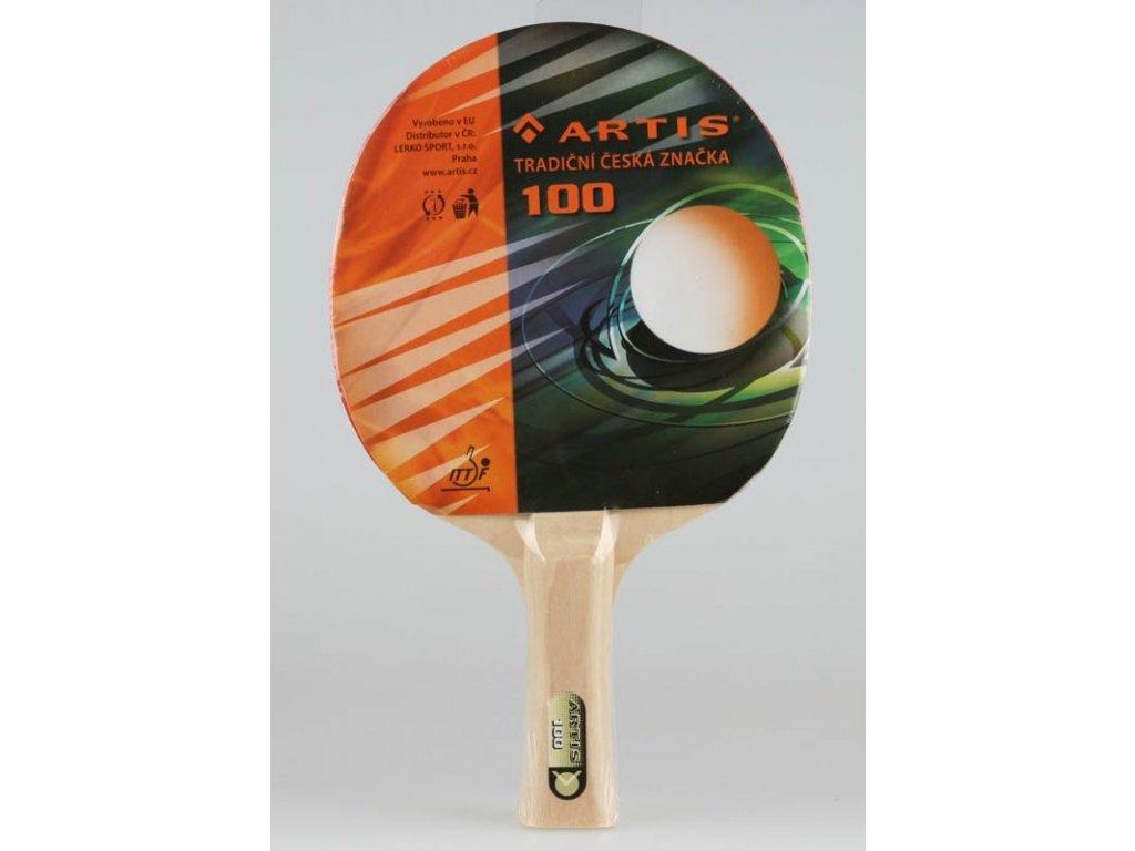 Pálka na stolní tenis ARTIS 100