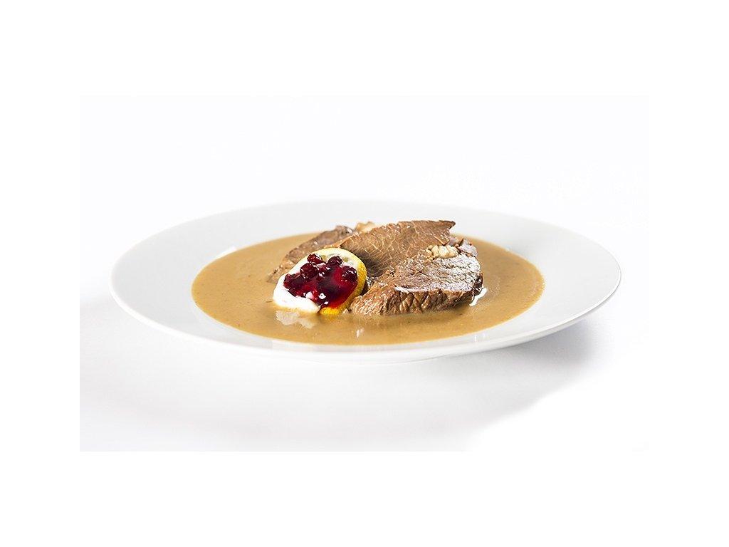 Expres Menu Svíčková na smetaně Special 2 porce