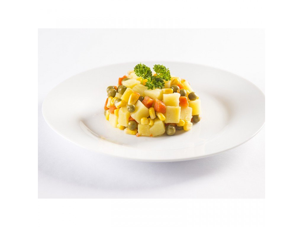 Expres Menu Brambory se zeleninou 2 porce