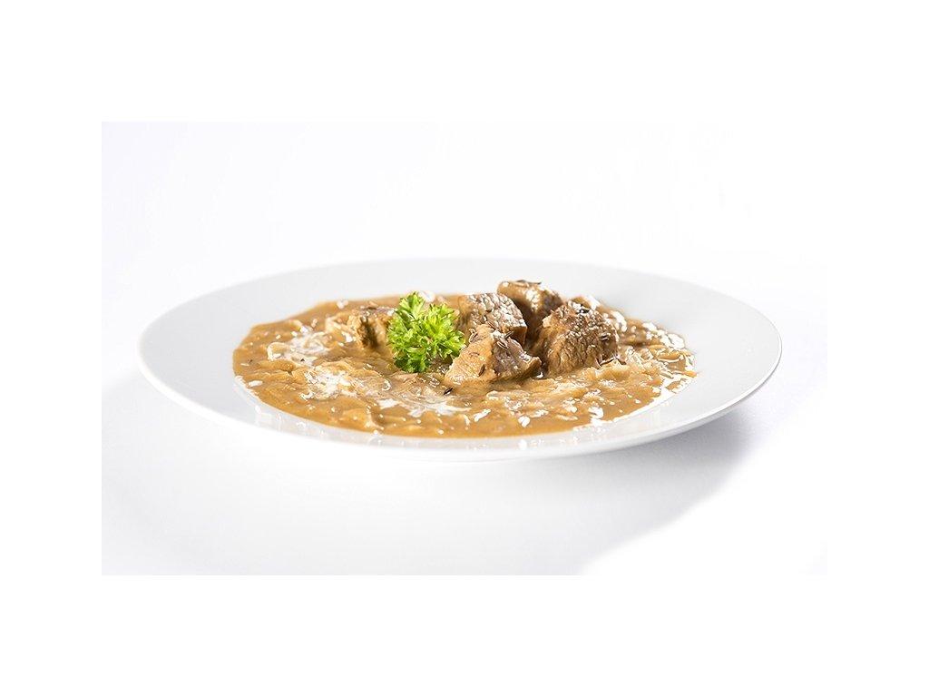 Expres Menu Segedínský Guláš 2 porce