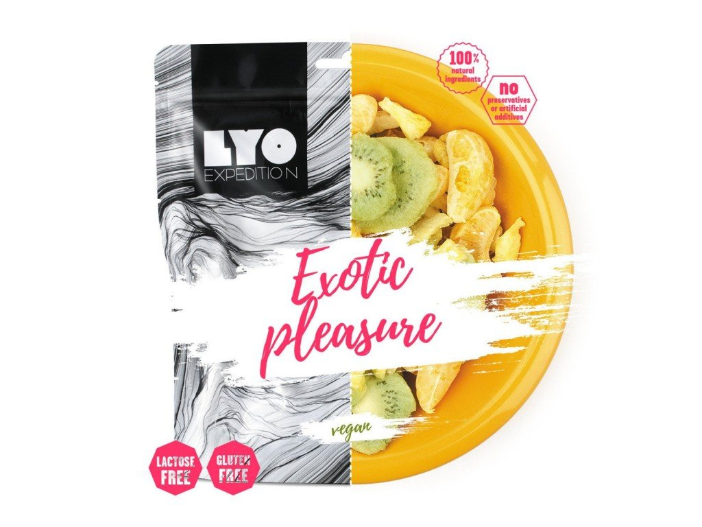 Lyofood Exotic pleasure 20g