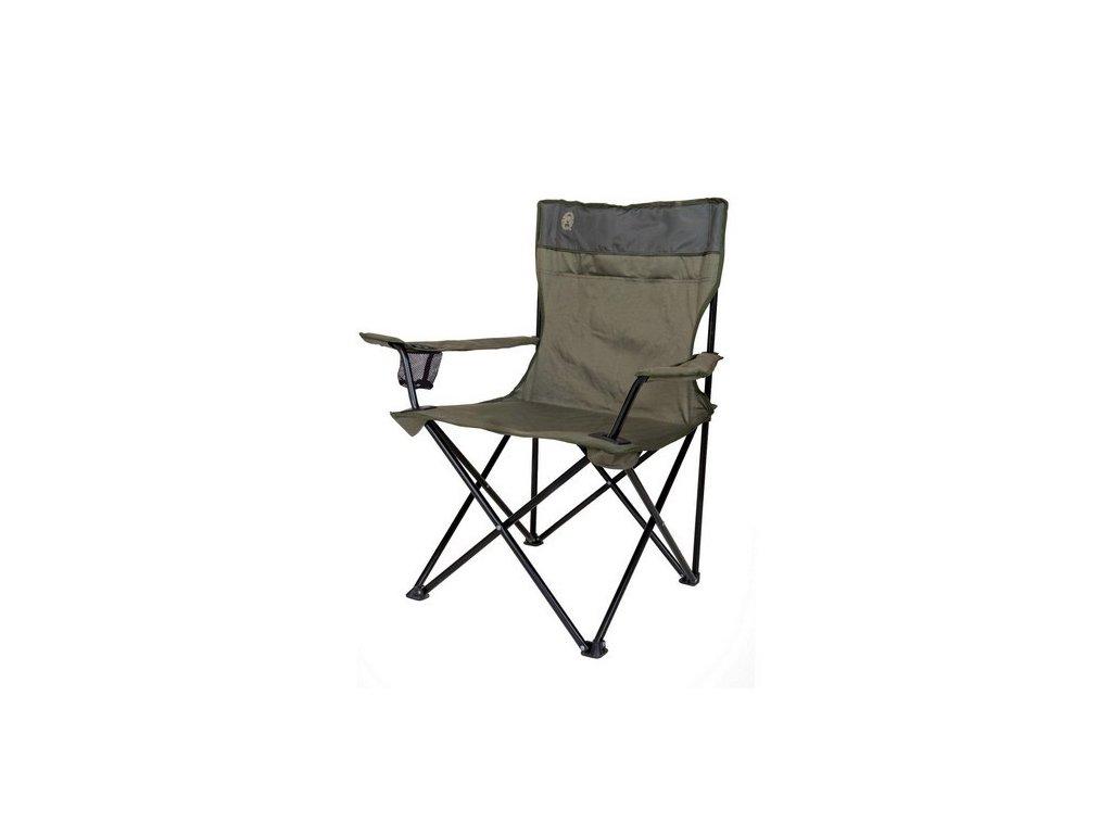 Skládací židle Coleman Standard Quad Chair zelená