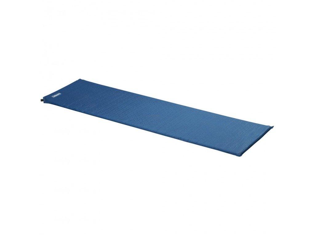 Samonafukovací karimatka Coleman Touring Mat blue