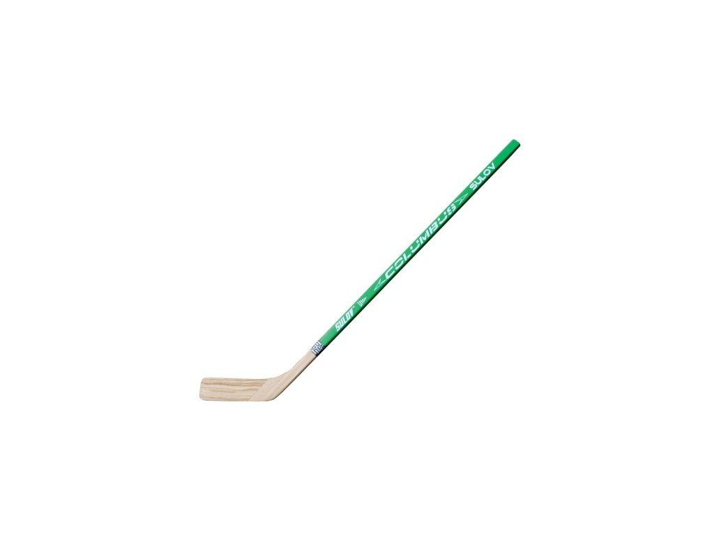 Sulov hokejka Columbus 100 cm pravá