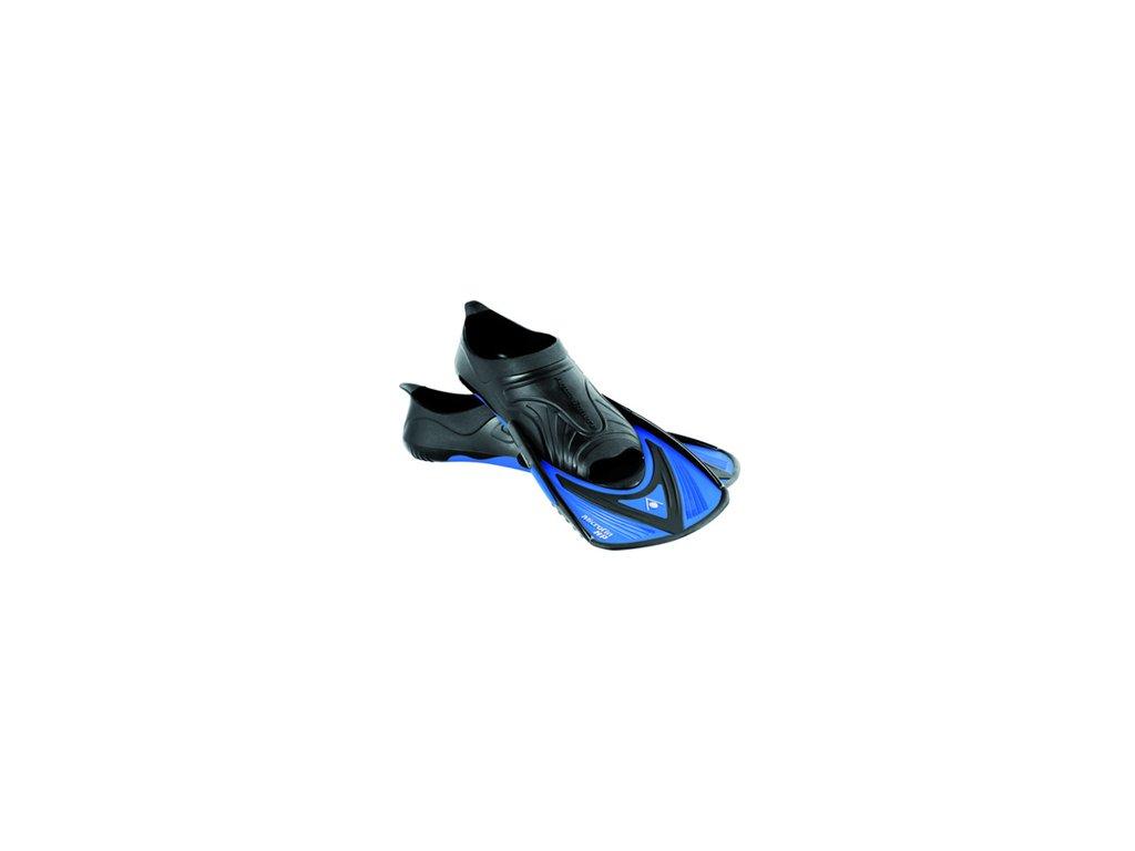 Ploutve plavecké Aqua sphere Microfin modré