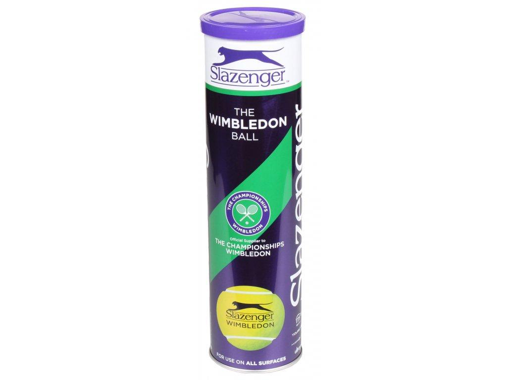 Tenisové Míčky Slazenger Wimbledon Ultra Vis