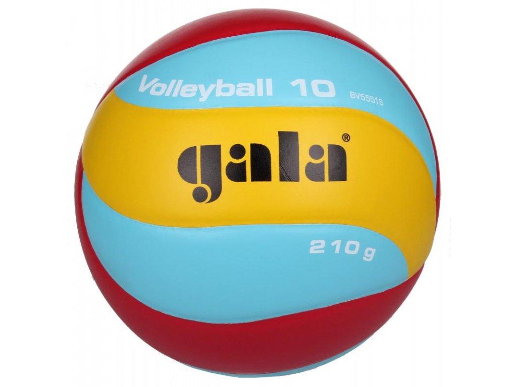 gala bv5551s volleyball 10 volejbalovy mic 210g 8193879