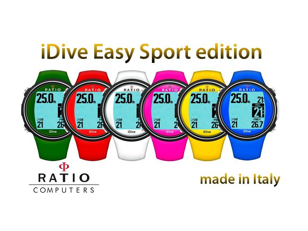 ratio idive sport edition