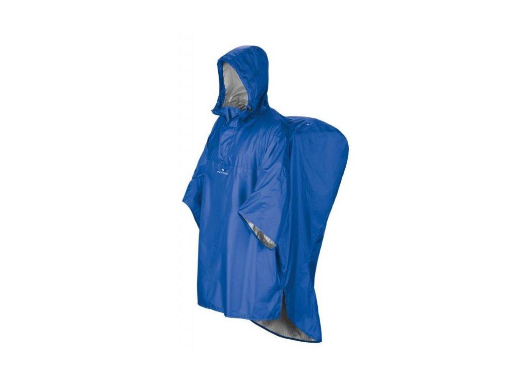 Pončo Ferrino Hiker modré
