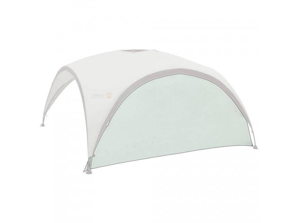 Zástěna k přístřešku Coleman Event Shelter Sunwall XL stříbrná