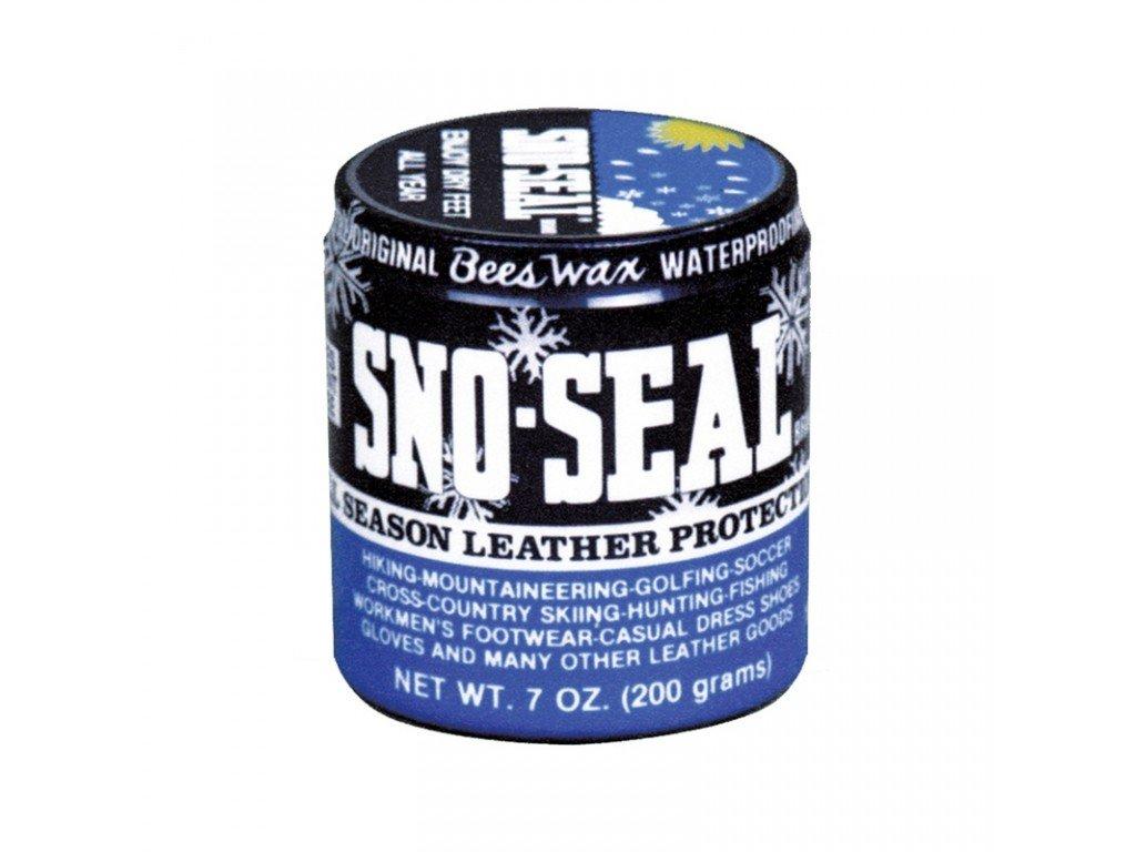 Atsko vosková impregnace Sno-Seal dóza 200g