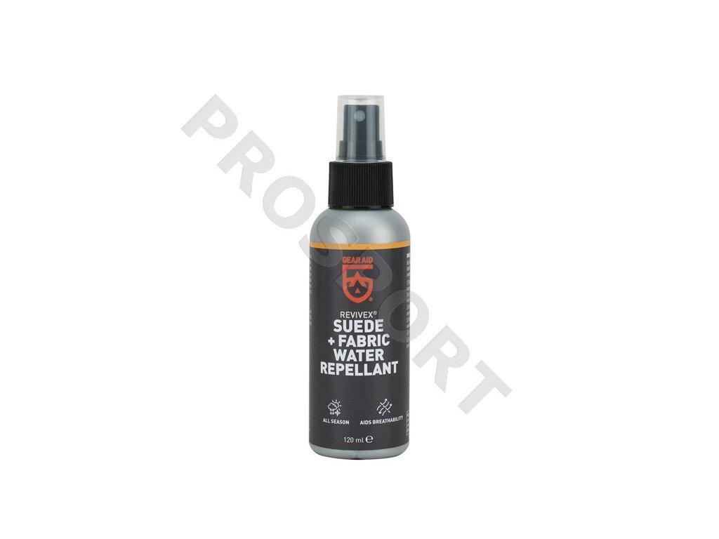 36270 REVIVEX Suede Fabric Water Repellant print