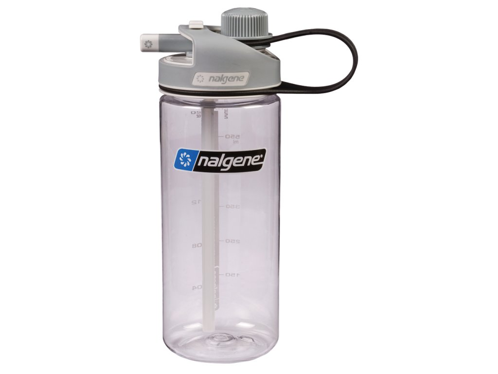 Láhev Nalgene MultiDrink 600ml clear