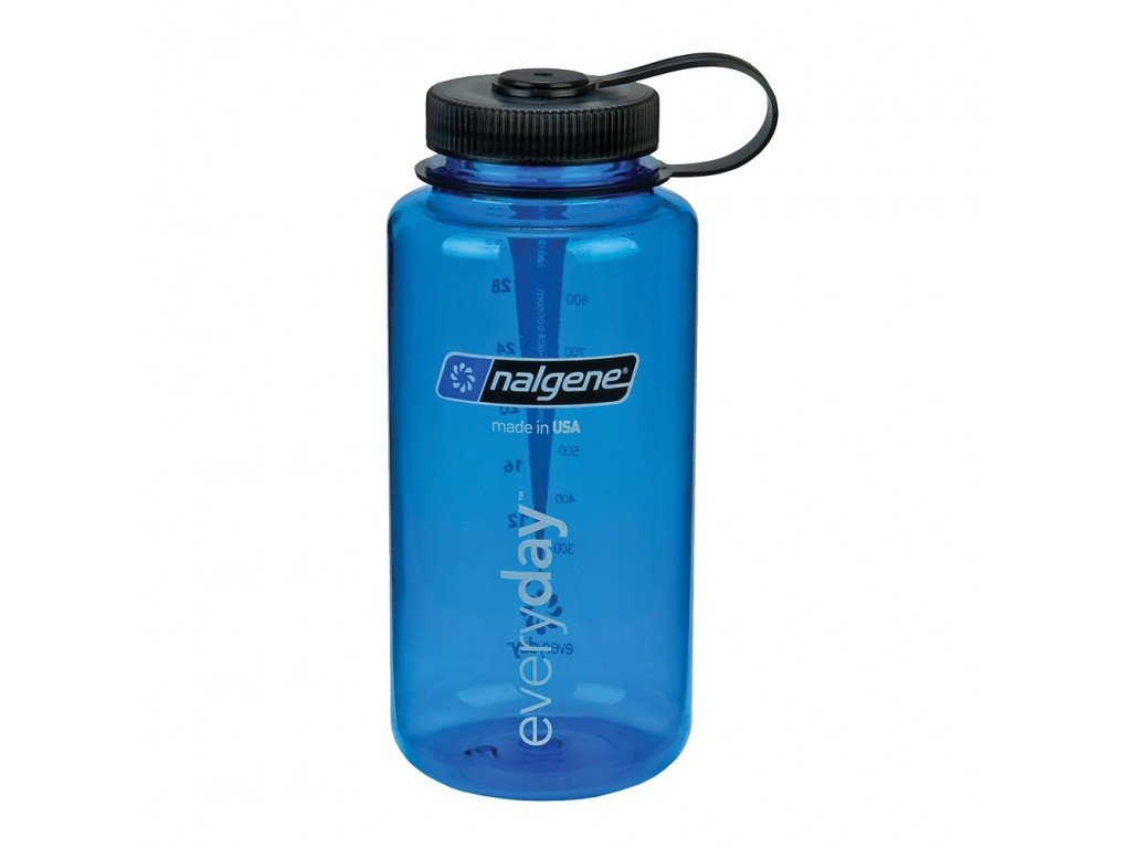 Láhev Nalgene Wide Mouth 1000 ml Blue