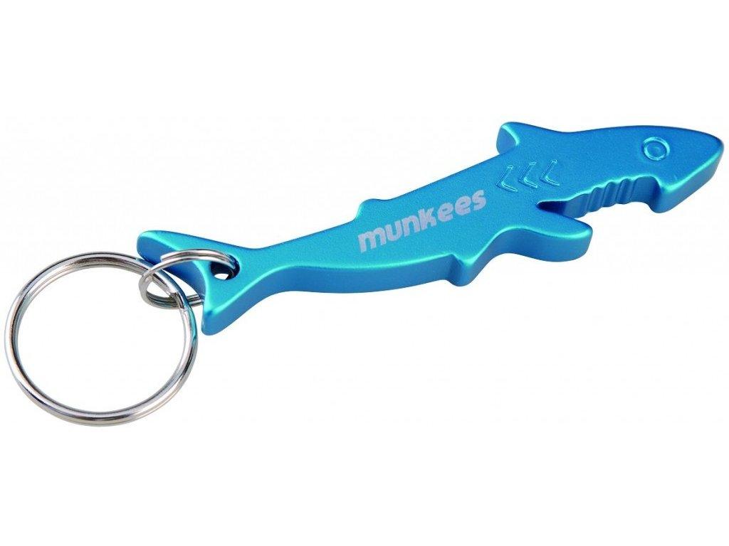 Munkees otvírák láhví - žralok
