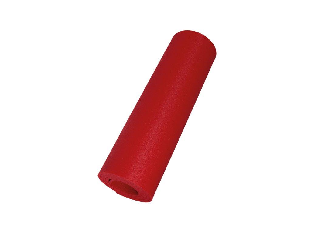 Yate karimatka jednovrstvá 8mm červená