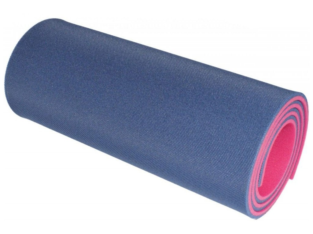 Yate Karimatka dvouvrstvá 12 mm modro/fialová