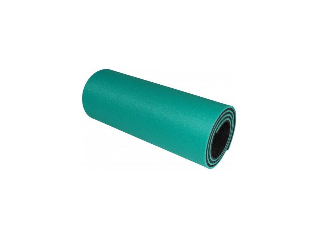 Yate Karimatka dvouvrstvá 12 mm zeleno/černá