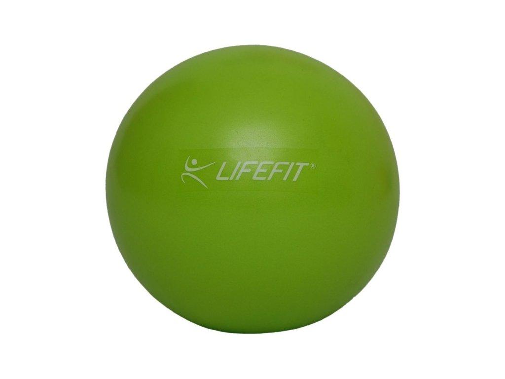 Aerobní míč Overball Lifefit 25cm světle zelený