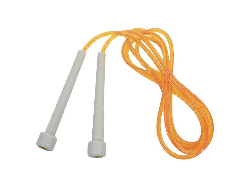 Švihadlo Lifefit Speed Rope 260cm oranžové