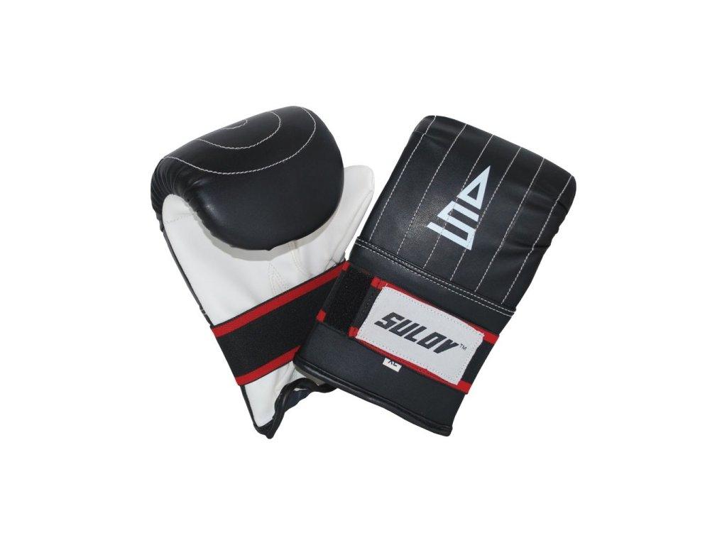 Sulov Box rukavice pytlovky DX černo-bílé