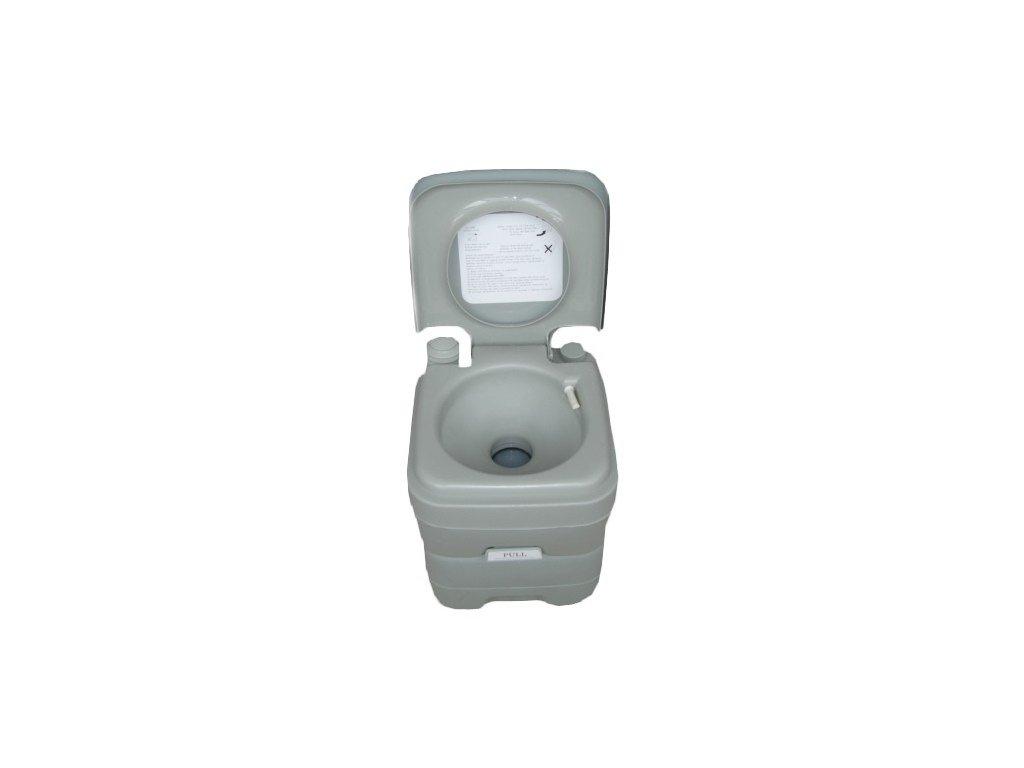 Chemická toaleta SportTeam 12/20L