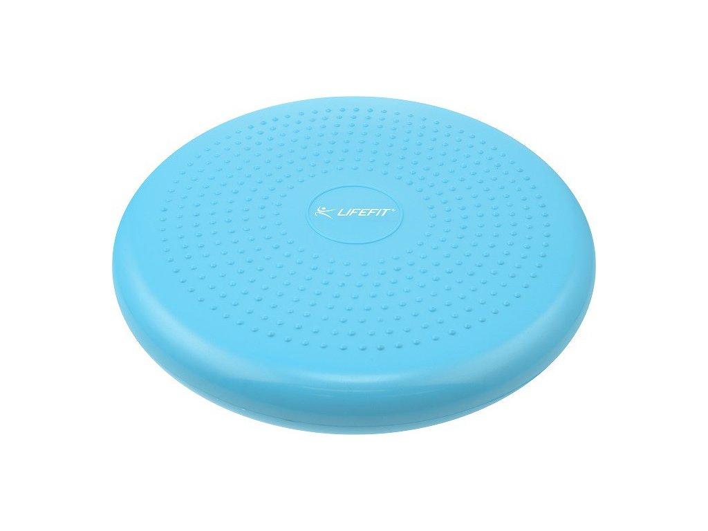 Lifefit Balance Cushion 33cm světle modrý