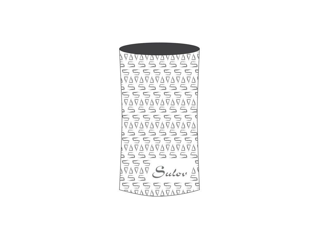 b4fbc7ad3b2 Sulov sportovní šátek bílý - Topsport