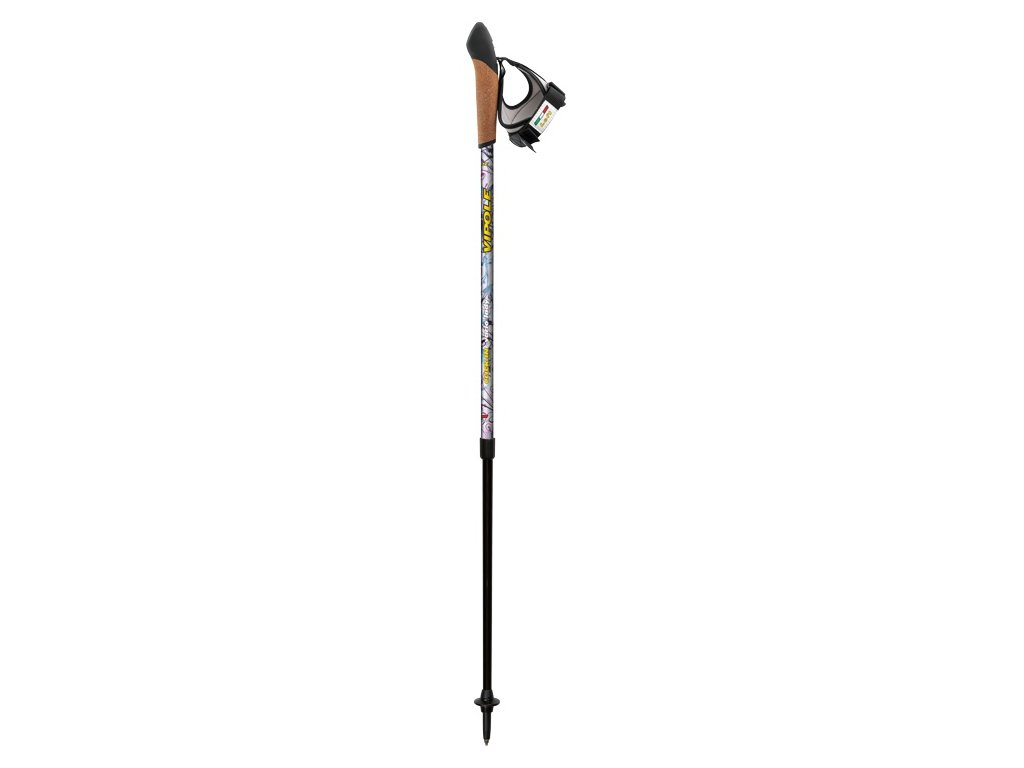 Hole Nordic Walking Vipole VARIO CLICK-IN FLOWERS