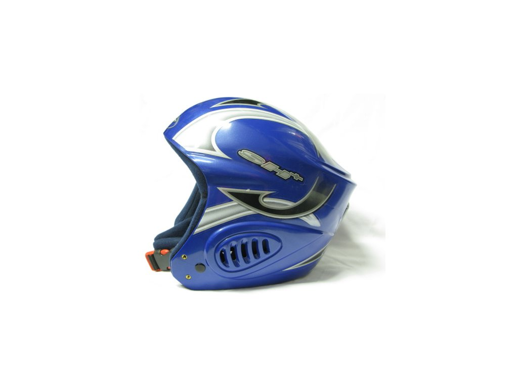 SH+ helma Galaxy Junior blue XXXS