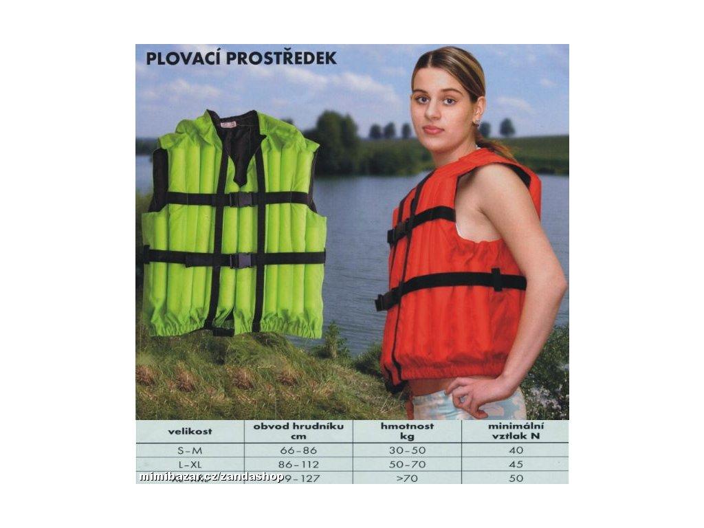 Vodácká vesta Mavel L/XL