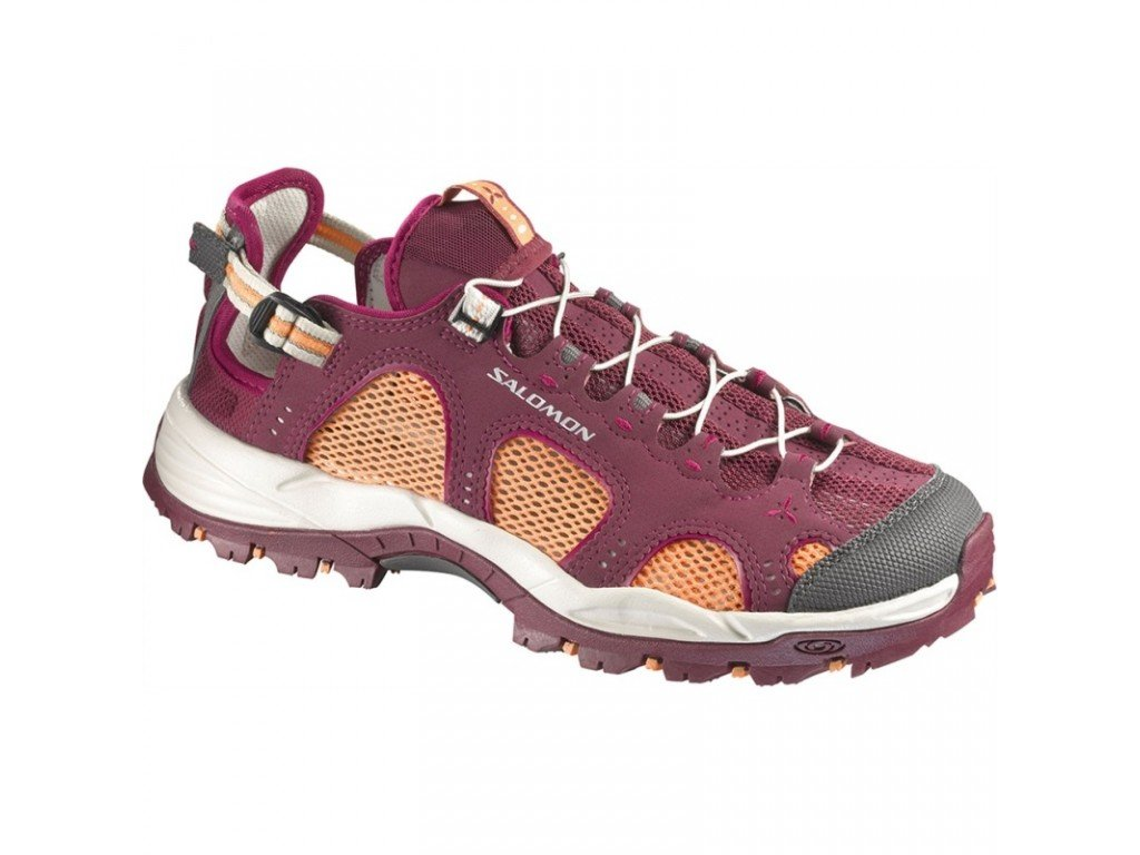 Salomon Techamphibian 3 W bordeaux