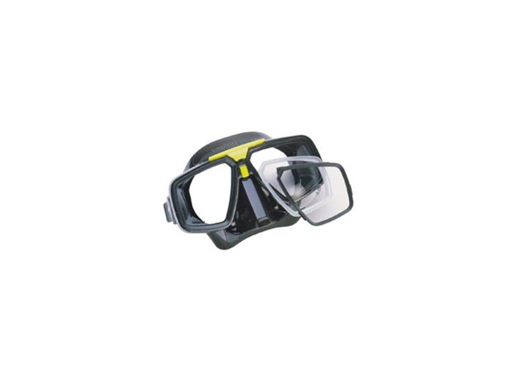 Technisub optické sklo pro masku Look +1,5 až +3
