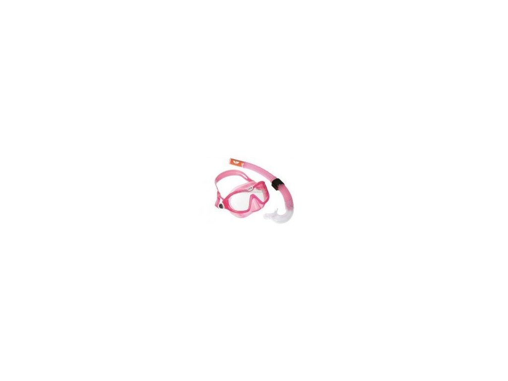 Set maska + šnorchl Technisub Combo Reef MIX pink