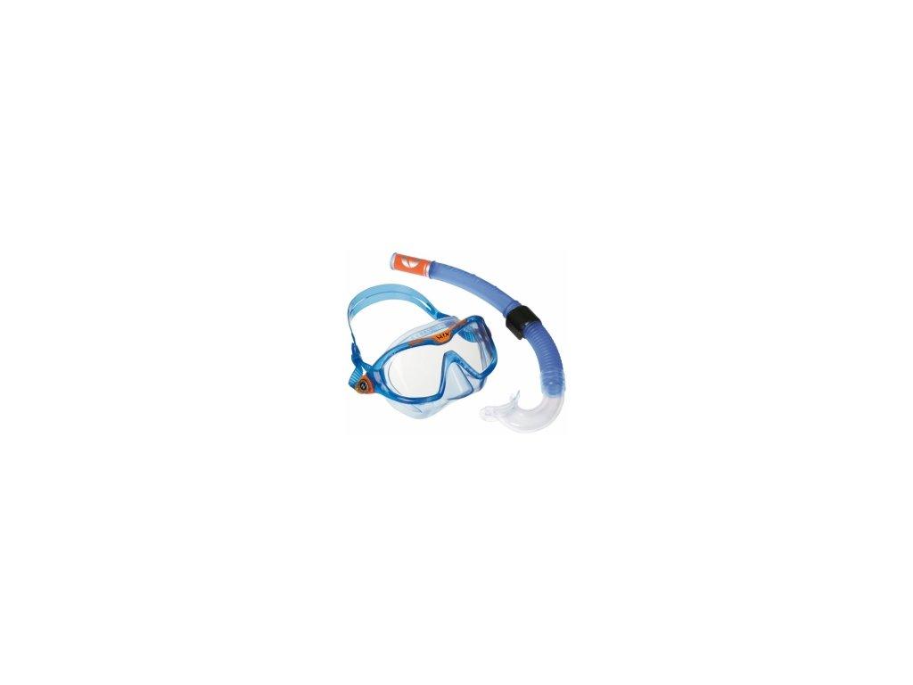 Set maska + šnorchl Technisub Combo Reef MIX blue