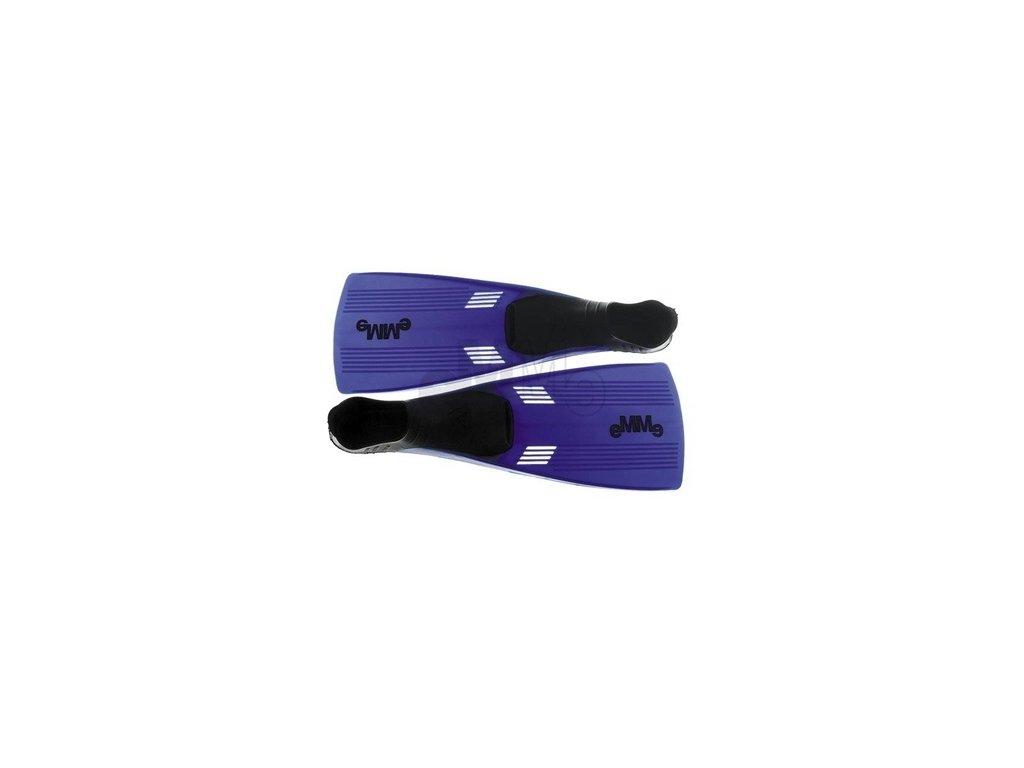 Emme ploutve Flipper 45 - 46 modrá
