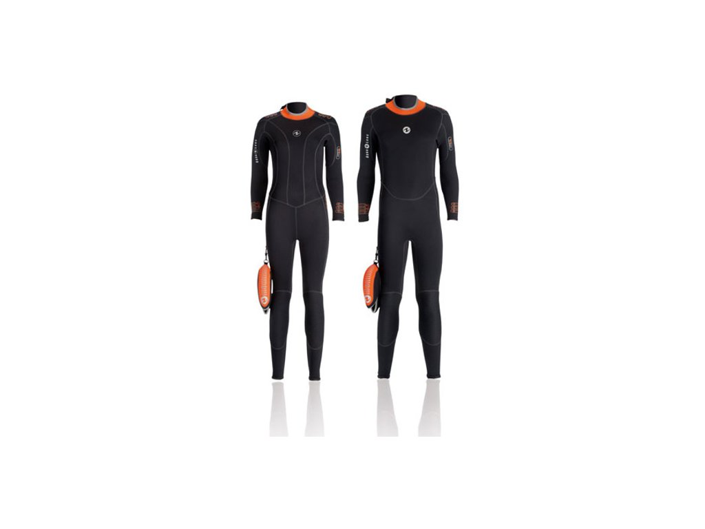 Aqualung neoprenový oblek Dive 3mm Lady