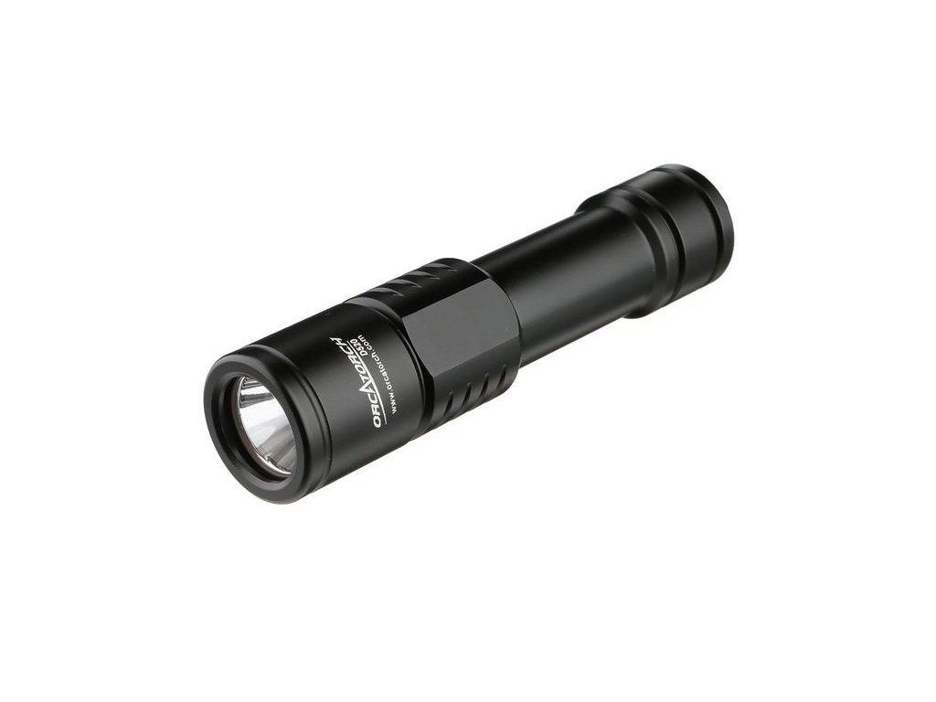 Svítilna Orcatorch D520 černá