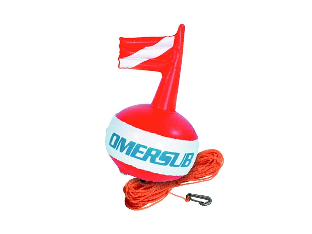 Omer bójka PVC Spherical Float