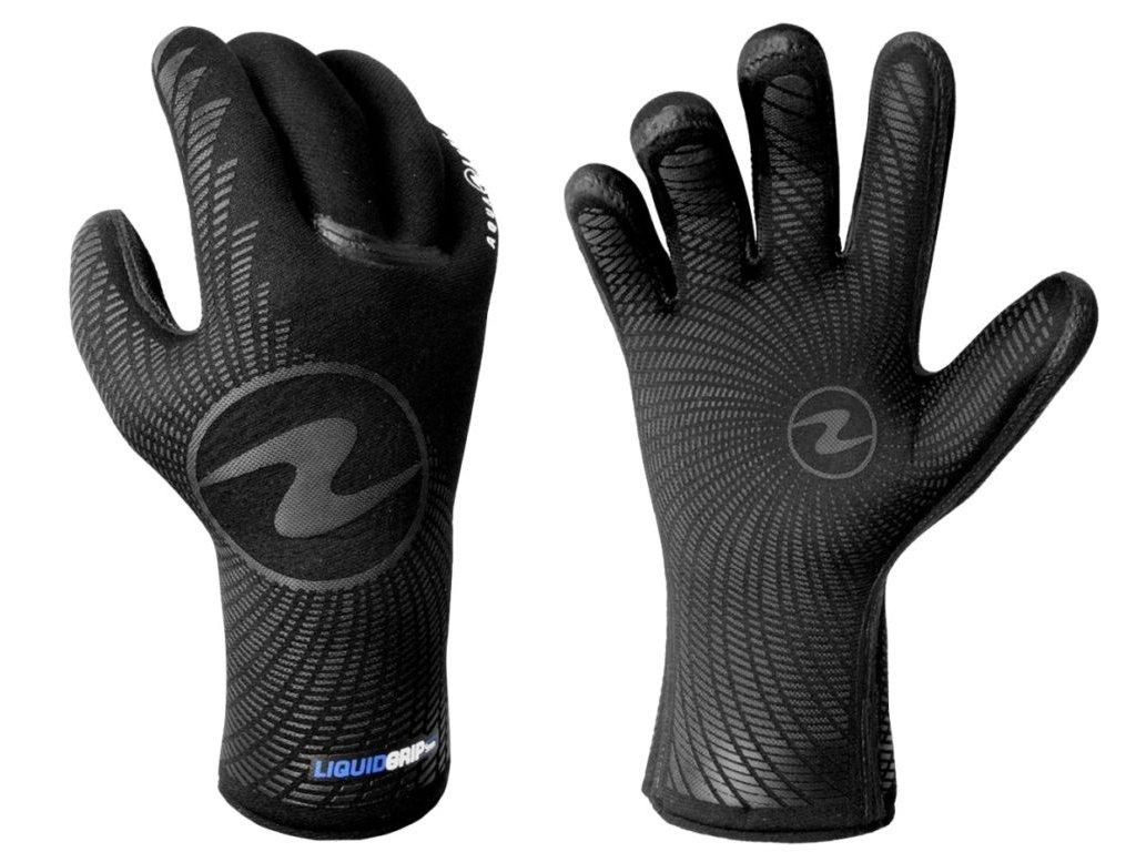 Aqualung neoprenové rukavice DRY GLOVES LIQUID SEAMS 3mm