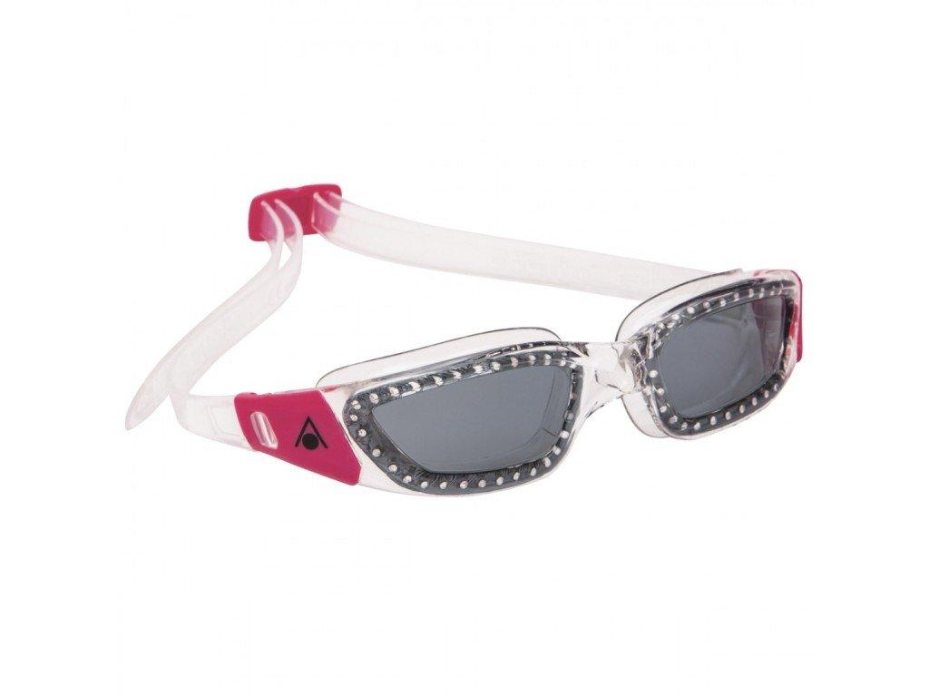 Brýle Aqua Sphere Kameleon tmavý zorník transparentní/růžová