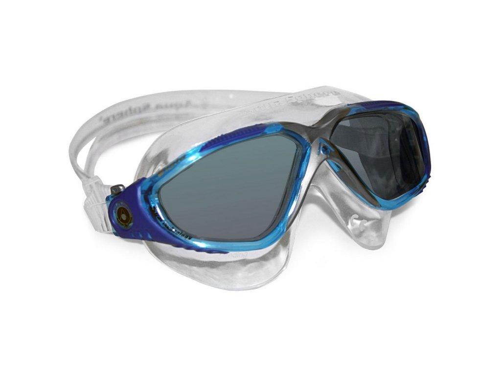 Aqua Sphere Vista tmavý zorník clear/blue