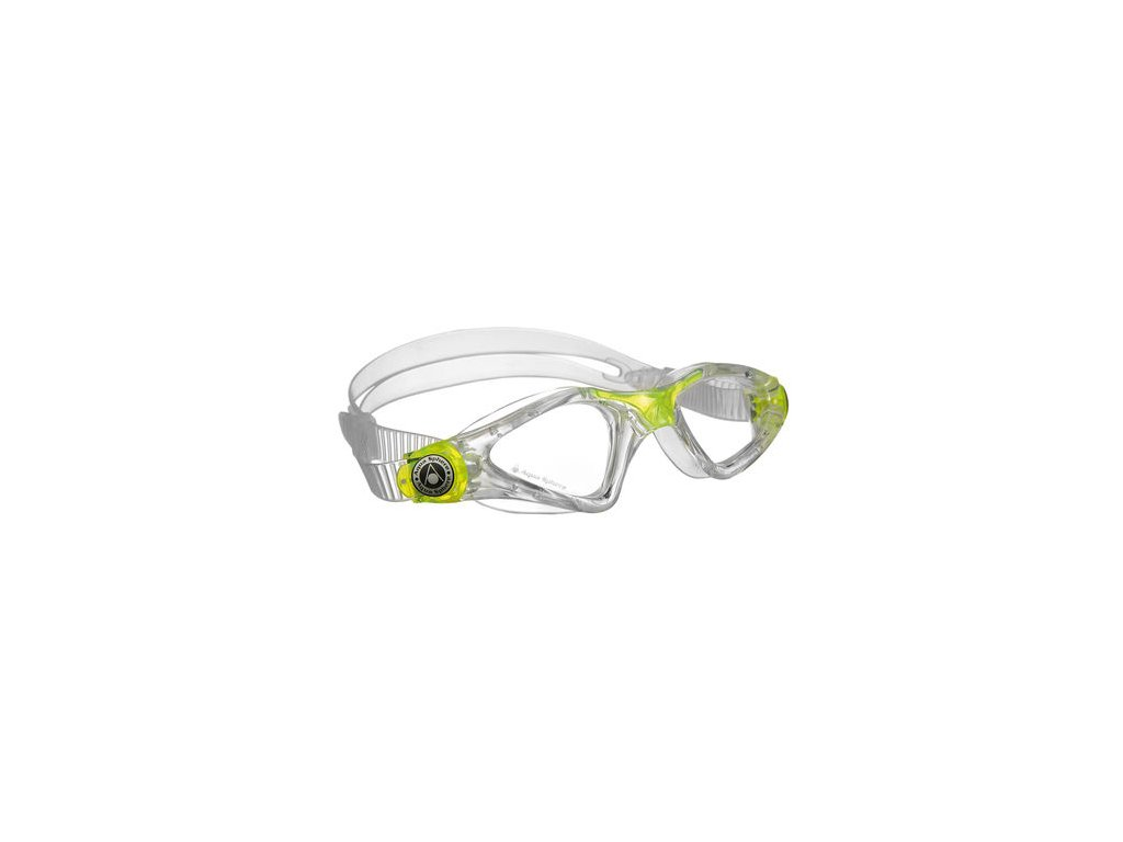 Aqua Sphere Kayenne Junior čirý zorník clear/lime