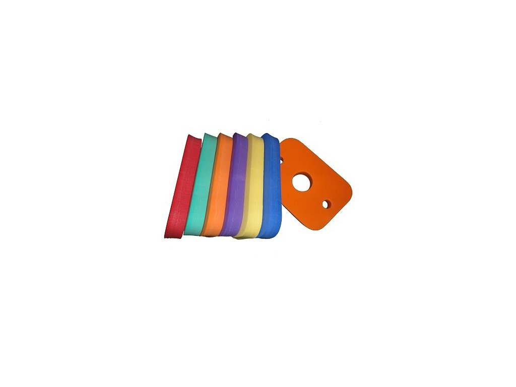 Plavecká deska Dena 300x200x38mm