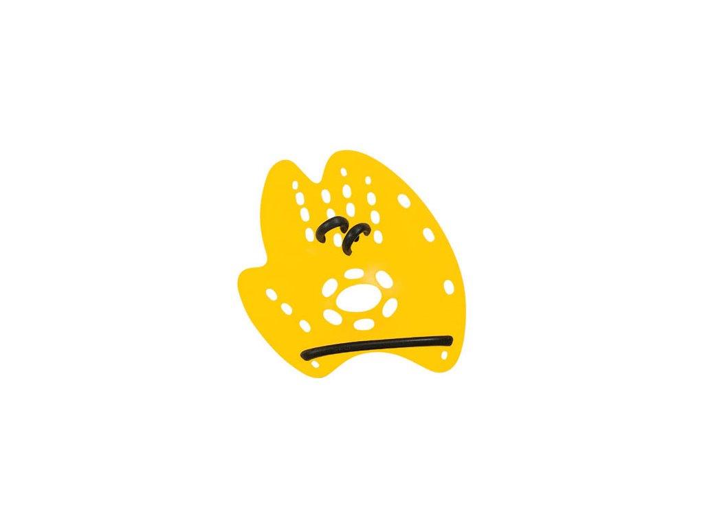 Tyr Mentor Hand Paddle Žluté