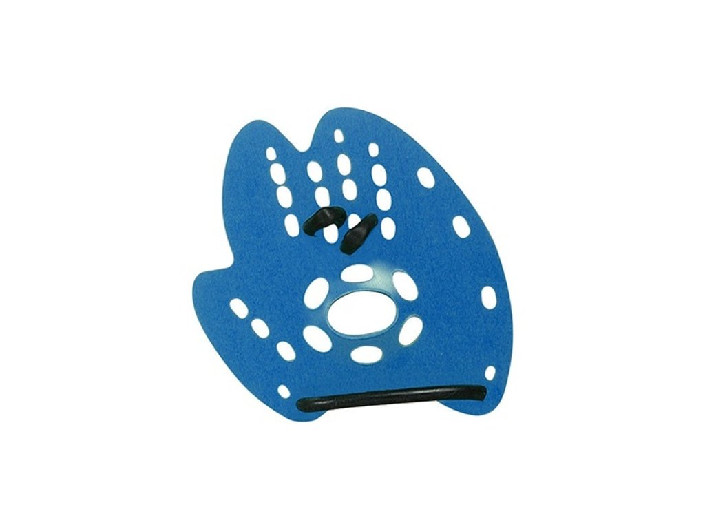 Tyr Mentor Hand Paddle Modré