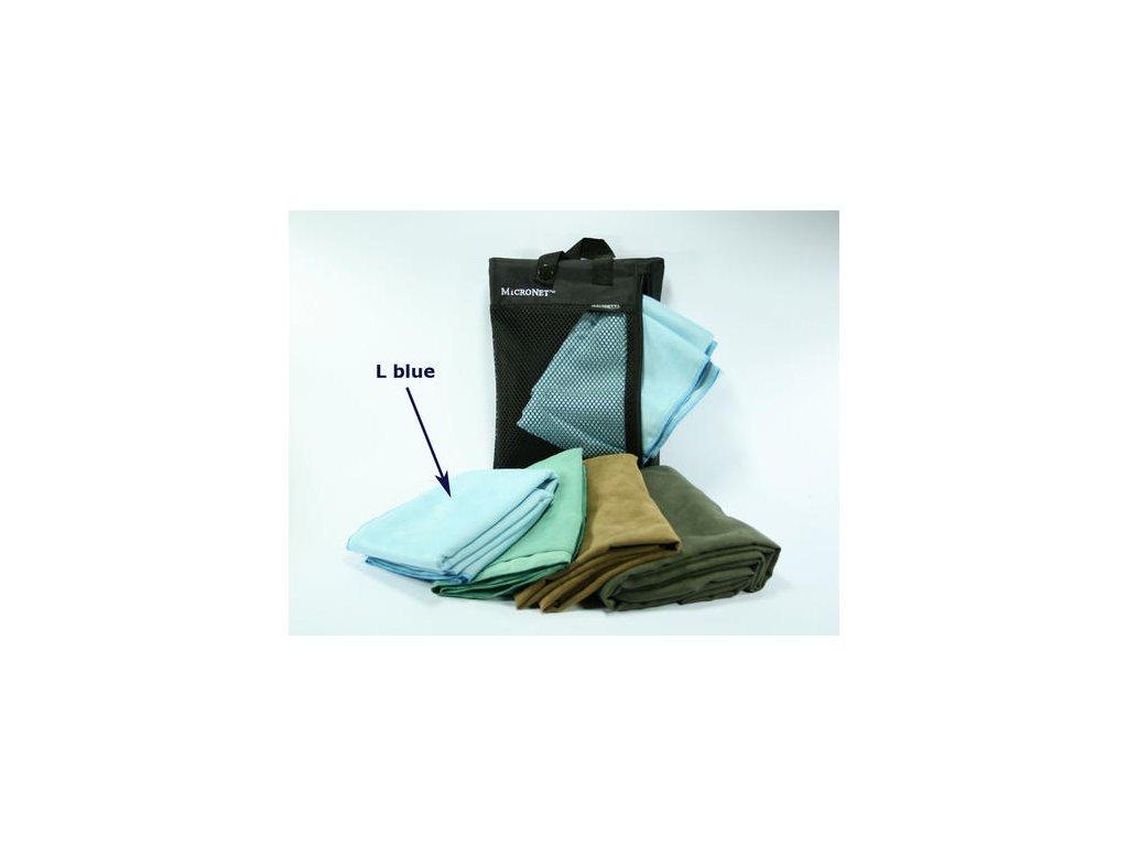 McNett Micronet ručník L blue