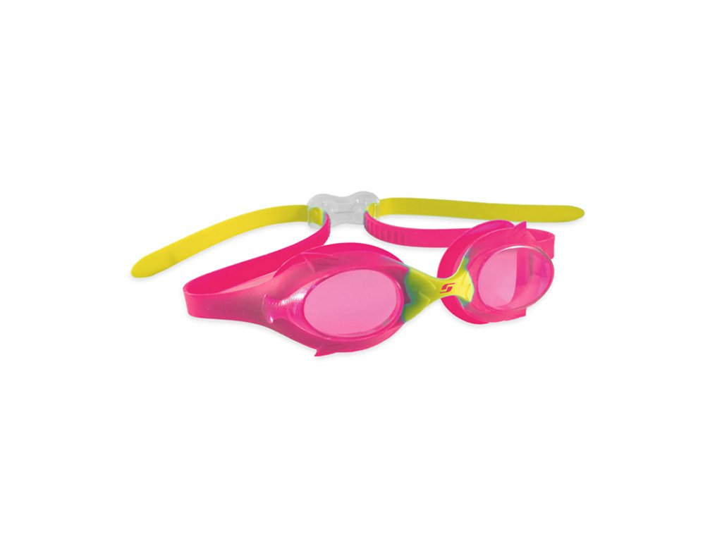Dětské plavecké brýle Topswim Fish pink