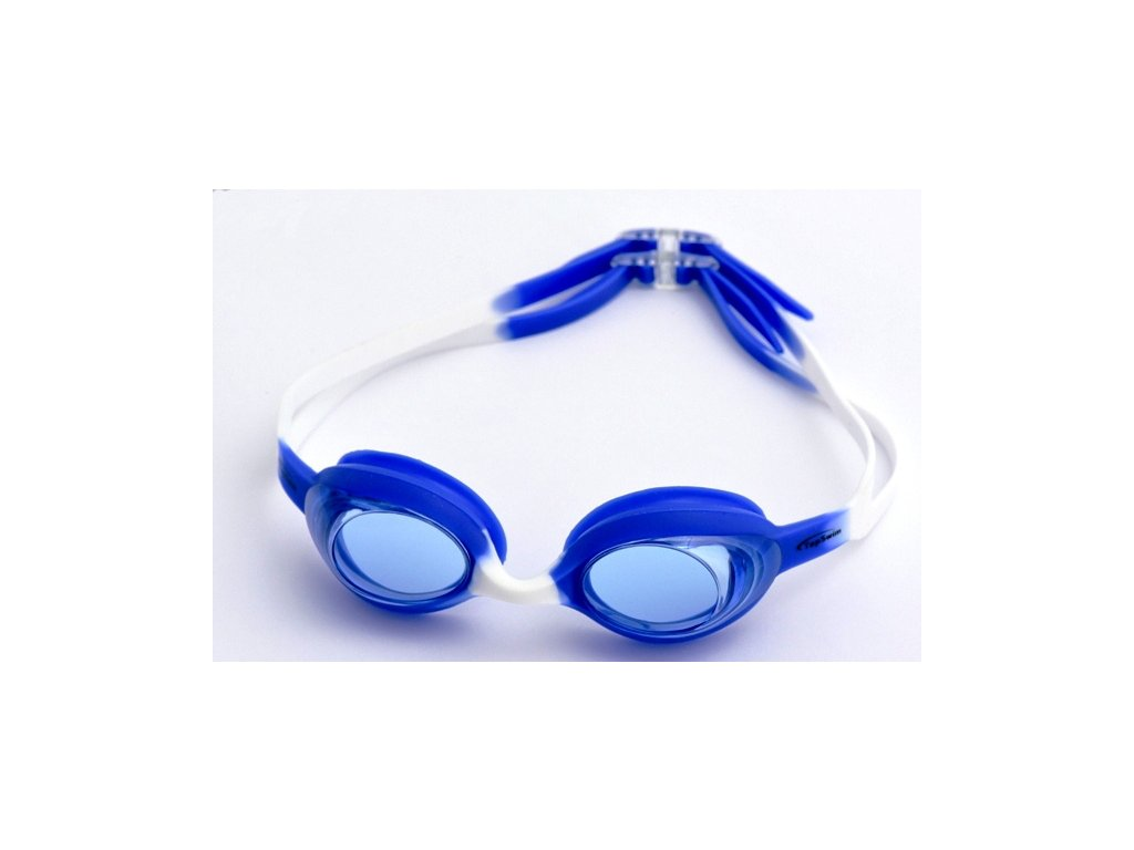 Dětské plavecké brýle Topswim Shark blue